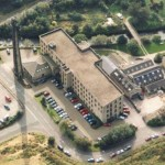 Hardmans Business Centre - Aerial