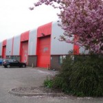 Industrial Units - Hurstwood