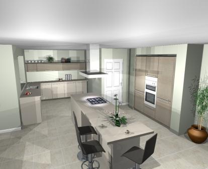 Kitchen Design Shows Kitchen Design Complete For New Show House At Great Harwood .